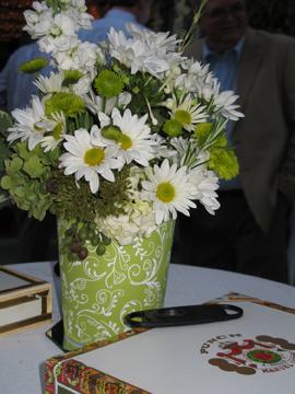 CathysWraps Vases & Doey's Pew CLip
